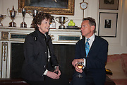 LADY GUTHRIE; MICHAEL PORTILLO, Book launch for The Speedicut Papers, edited by Christopher Joll.- Bucks Club, Clifford St. London W1.