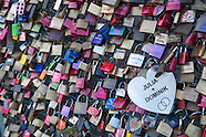 Schloesser der Verliebten, Koeln :: Locks of Love, Cologne