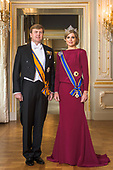 2013 - Staatsiefoto's Zijne Majesteit Koning Willem-Alexander en Hare Majesteit Koningin Máxima