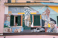 Riomaggiore, Cinqueterre, Liguria, Italy /  Italia
