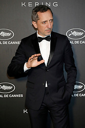 May 19, 2019 - Cannes, Alpes-Maritimes, Frankreich - Gad Elmaleh at the Kering and Cannes Film Festival Official Dinner during the 72nd Cannes Film Festival at Place de la Castre on May 19, 2019 in Cannes, France (Credit Image: © Future-Image via ZUMA Press)