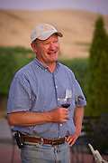 Dick Boushey, grower, Red Mountain, Yakima, and Tri Cities areas, Washington