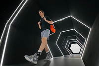 Andy MURRAY (GBR) at final against Novak DJOKOVIC (SRB) during the ATP World Tour Masters 1000 indoor tennis tournament, BNP Paribas Masters in Bercy (AccorHotels Arena),  Paris, France, on October 31 to November 8, 2015. Photo Stephane Allaman / DPPI