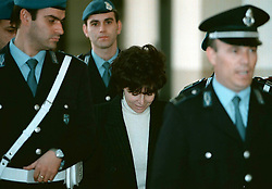 Italy, Milan - undated.Patrizia Reggiani arrested..Patrizia Reggiani arranged the murder of her ex-husband Maurizio Gucci in 1995, and she was sentenced to 26 years in prison in 1998. (Credit Image: © Aresu/Fotogramma/Ropi via ZUMA Press)