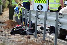 Auckland-Motorcyclist seriously injured south side Bombay Hills