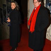 Premiere Grimm, Remco Campert en vrouw Deborah Wolf
