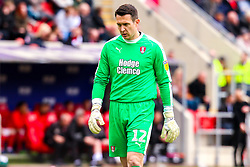 Lewis Price of Rotherham United - Mandatory by-line: Ryan Crockett/JMP - 05/05/2019 - FOOTBALL - Aesseal New York Stadium - Rotherham, England - Rotherham United v Middlesbrough - Sky Bet Championship