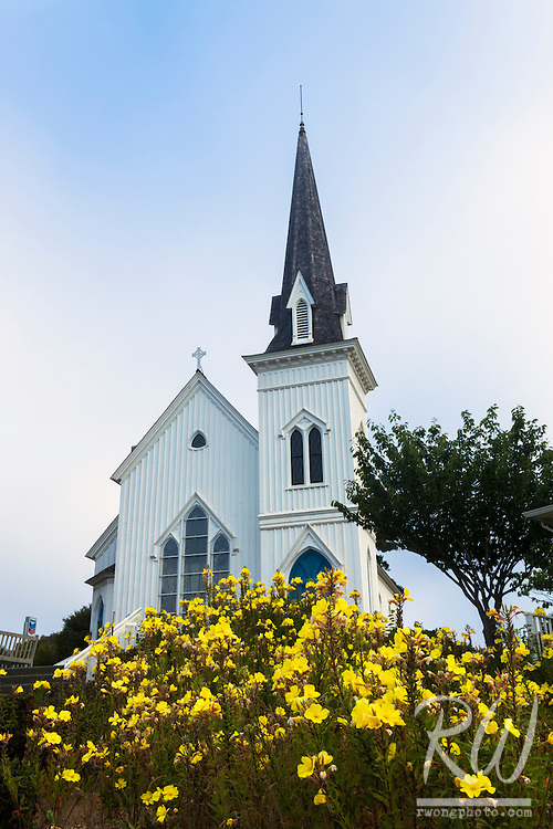 Presbyterian Church, Mendocino, California