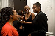 AVIS CHARLES; ERYRA FREEMANTLE; BARONESS AMOS, June Sarpong  celebrates launch of her new political website, PoliticsAndTheCity.com. Institute Of Contemporary Arts (ICA), The Mall, London, SW1 8 July 2008 *** Local Caption *** -DO NOT ARCHIVE-© Copyright Photograph by Dafydd Jones. 248 Clapham Rd. London SW9 0PZ. Tel 0207 820 0771. www.dafjones.com.