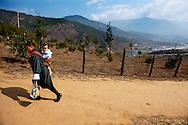 ROBIN UTRECHT FOTOGRAFIE<br /> FOTOSERIE OVER HET LAND BHUTAAN BUTAN