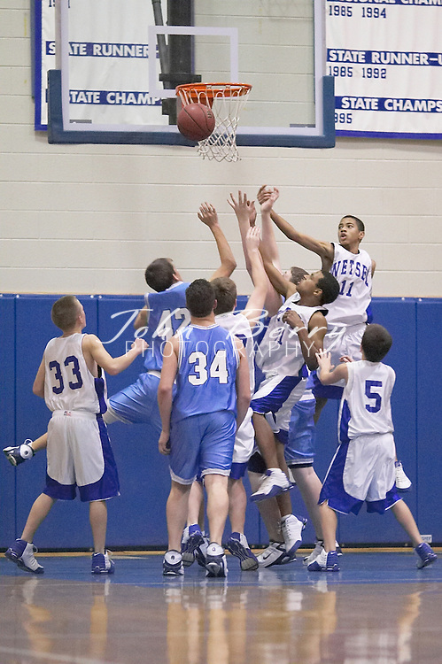 Wetsel Boys Basketball.vs Page.January 14, 2005