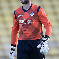 St Johnstone FC.. 2014-2015 Season<br /> Alan Mannus<br /> Picture by Graeme Hart.<br /> Copyright Perthshire Picture Agency<br /> Tel: 01738 623350  Mobile: 07990 594431