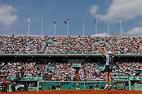 Tennis<br /> Foto: Dppi/Digitalsport<br /> NORWAY ONLY<br /> <br /> TENNIS - ROLAND GARROS 2005 - PARIS (FRA) - 02/06/2005 <br /> <br /> JUSTINE HENIN-HARDENNE (BEL)