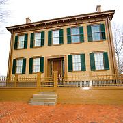 Abraham Lincoln's Birthplace, Springfield, NJ
