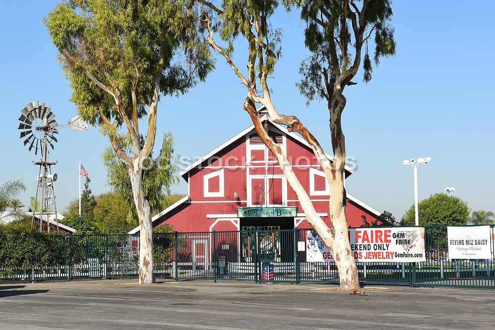 Millennium Barn And Centennial Farm At OC Fair And Event Center Costa Mesa