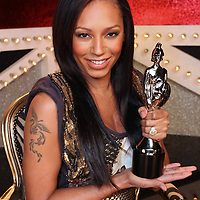 The BRIT Awards 2010 Mel B Promo