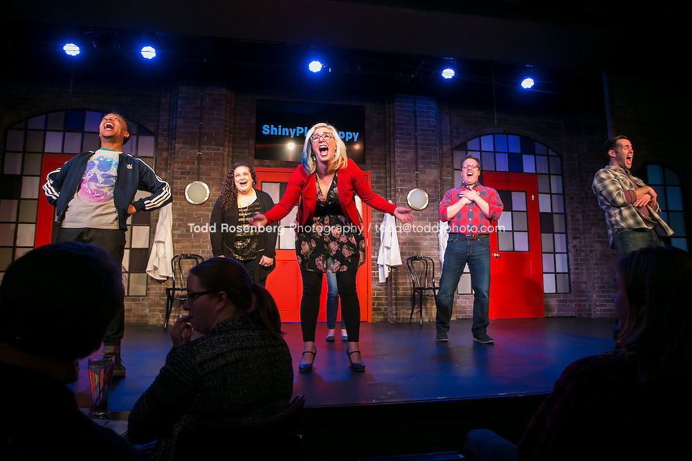 2/18/16 9:19:10 PM -- The Second City Presents<br /> #DateMe an OK Cupid Experiment<br /> <br /> &copy; Todd Rosenberg Photography 2016
