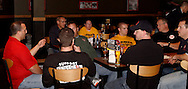 Here's some of what we saw during an election night party at Buffalo Wild Wings in the Town & Country Shopping Center in Kettering, Tuesday, November 8, 2011..