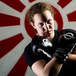 20180105: SLO, Boxing - Portrait of Ema Kozin