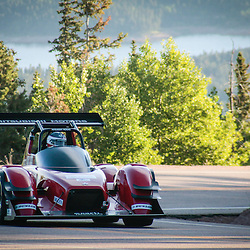 Pikes Peak 2014 - Electric Practice - Rick Beets