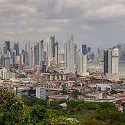 Panama City Skyline 1