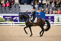 Langehanenberg Helen, GER, Damsey FRH<br /> LONGINES FEI World Cup™ Finals Gothenburg 2019<br /> © Dirk Caremans<br /> 05/04/2019