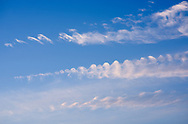 Ill-formed Kelvin Helmholtz clouds, Iceland.