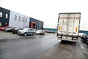 Nederland, Dodewaard, 30-1-2014Slachterij Van Hattem staat onder verdenking door de nederalndse voedse en waren autoriteit van het vermengen van rundvlees met paardenvlees. In de bedrijfswinkel wordt eigen verwerkt vlees verkocht aan particulieren.Foto: Flip Franssen/Hollandse Hoogte