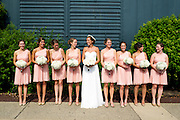 Wedding of Jenn and Jeff at Lambertville Station on July 18, 2015, in Lambertville, New Jersey.