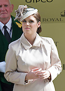 Princess Eugenie & Prince Harry At Royal Ascot
