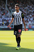 Angelo FULGINI (SCO Angers) during the French championship L1 football match between SCO Angers and Bordeaux on August 6th, 2017 at Raymond-Kopa stadium, France - PHOTO Stéphane Allaman / ProSportsImages / DPPI
