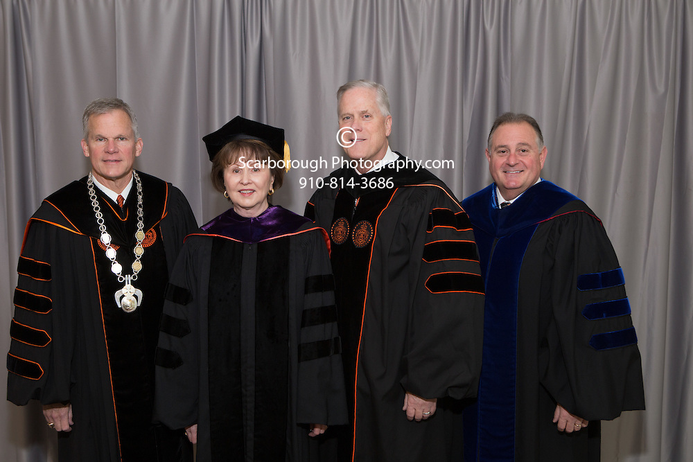 2016 Campbell University Winter Commencement