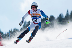 PFYL Thomas, SUI, Slalom, 2013 IPC Alpine Skiing World Championships, La Molina, Spain