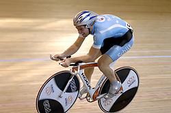 29-12-2006 WIELRENNEN: NK BAANRENNEN 2006: ALKMAAR<br /> Op de 1 kilometer tijdrit was Tim Veldt de sterkste. Hij bleef met 1.04,773 de concurrentie ruim voor<br /> ©2006-WWW.FOTOHOOGENDOORN.NL