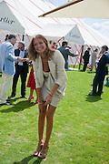 CAMILLA MACKINTOSH, Cartier International Polo. Smiths Lawn. Windsor. 24 July 2011. <br /> <br />  , -DO NOT ARCHIVE-© Copyright Photograph by Dafydd Jones. 248 Clapham Rd. London SW9 0PZ. Tel 0207 820 0771. www.dafjones.com.
