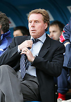 Photo: Lee Earle.<br /> Portsmouth v Manchester City. The Barclays Premiership. 11/03/2006. Pompey boss Harry Redknapp.