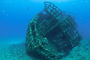 Artificial Reef in Palm Beach, FL.