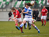 Charlton Athletic Women v QPR Ladies FAC