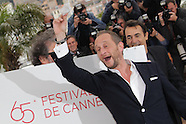 Le Grand Soir Photocall - 65th Cannes Film Festival