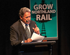 Whangarei-400 turn out to support retention of rail transport in the north