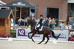 Van Der Putten Marieke, NED, Emporio MB<br /> Nederlands Kampioenschap Dressuur <br /> Ermelo 2017<br /> © Hippo Foto - Dirk Caremans<br /> 15/07/2017