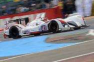 June 13th 2010, 24h Le Mans, Ginetta Zytek 09S, Team Bruichladdich,  Gary Chalandon (FRA)