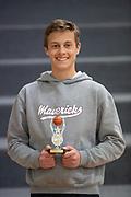 Eastern Mavericks  u14 Boys div 1Best Team player Jamie Baxter