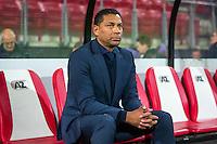 ALKMAAR - 04-12-2015, AZ - ADO Den Haag, AFAS Stadion, 0-1, ADO Den Haag coach Henk Fraser.