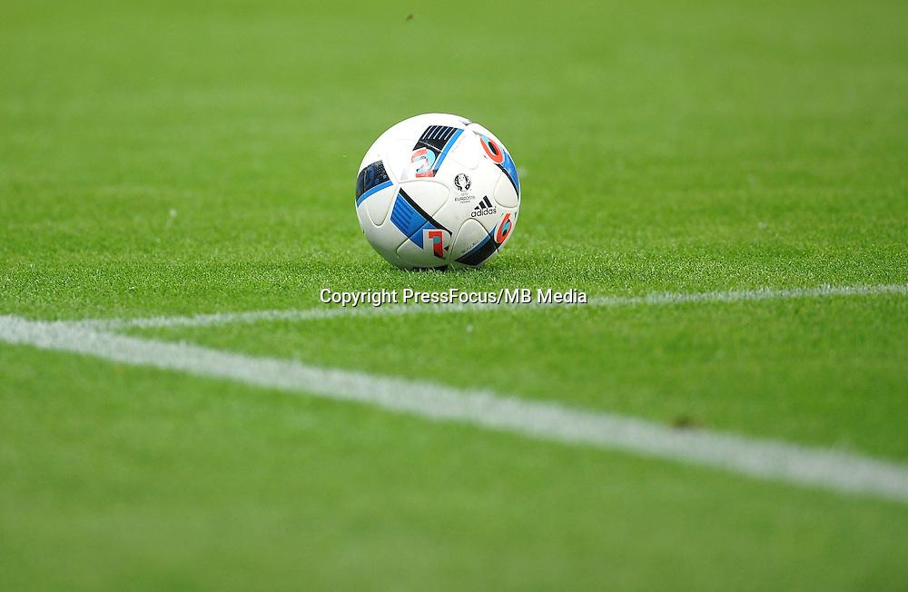 2016.06.04 Trnava, Slowacja<br /> Pilka Nozna Reprezentacja Mecz towarzyski<br /> Slowacja - Irlandia Polnocna <br /> N/z pilka ilustracja<br /> Foto Rafal Rusek / PressFocus<br /> <br /> 2016.06.04 Trnava, Slovakia<br /> Football Friendly Game<br /> Slovakia - Northern Ireland<br /> pilka ilustracja<br /> Credit: Rafal Rusek / PressFocus