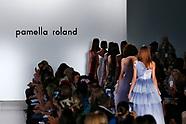NYFW: Pamella Roland Fashion Show - 7 Sep 2017