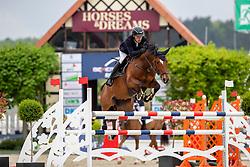 LILL Maximilian (GER),  Catch the Cash<br /> Hagen - Horses and Dreams 2019 <br /> 2. Qualifikation Youngster Tour für 6+7j Pferde<br /> Preis der Gemeinde Hagen a.T.W.<br /> 26. April 2019<br /> © www.sportfotos-lafrentz.de/Stefan Lafrentz