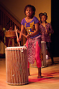 Voice of Culture performs at African Nights