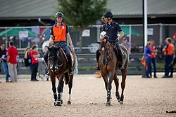 Smolders Harrie, NED, Don VHP Z, Schuttert Frank, NED, Chianti s Champion<br /> World Equestrian Games - Tryon 2018<br /> © Hippo Foto - Dirk Caremans<br /> 18/09/2018
