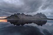 Stokksnes in East Iceland